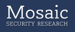 Mosaic Security Research