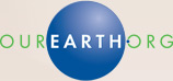 our earth logo