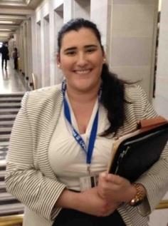 Melanie Singer - IP Clinic Student 2017-18
