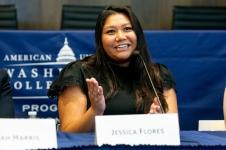 IP Clinic Alum Jessica Flores